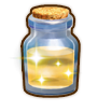 File:Hyrule Warriors Potions Yellow Potion (Level 5 Potion).png