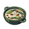 Breath of the Wild Food Dish (Soup) Cream of Vegetable Soup (Icon).png