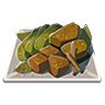 File:Breath of the Wild Food Dish (Sauté) Herb Sauté (Icon).png