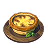 File:Breath of the Wild Food Dish (Egg Desserts) Egg Tart (Icon).png