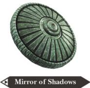 Hyrule Warriors Mirror Mirror of Shadows (Render)
