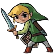 Green Link (Four Swords)