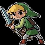 Green Link (Four Swords)