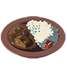 Breath of the Wild Food Dish (Curry) Meat Curry (Icon).png