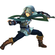 Hyrule Warriors Young Link Fierce Deity (Form)