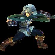 Hyrule Warriors Young Link Fierce Deity (Form)