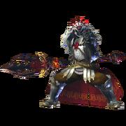 Hyrule Warriors Legends Ganondorf Standard Armor (Boss - Giant Cucco Recolor)