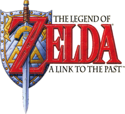 The Legend of Zelda - A Link to the Past (logo).png