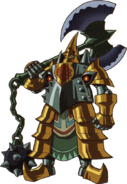 General Onox Artwork (Hyrule Historia)