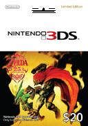 25th Anniversary 3DS Prepaid Card