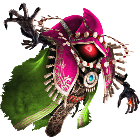 File:Hyrule Warriors Legends Wizzro Standard Outfit (Grand Travel - Phytops Recolor).png