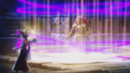 Hyrule Warriors Magic Circle Cia sealing away Ganondorf
