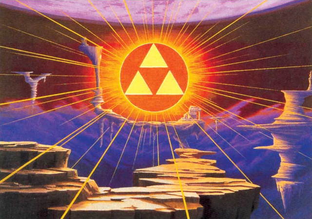 Arquivo:Triforce in the Golden Land.png