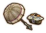Hyrule Warriors Parasol Butterfly Parasol (Level 1 Parasol)