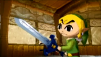 Phantom Sword Obtained
