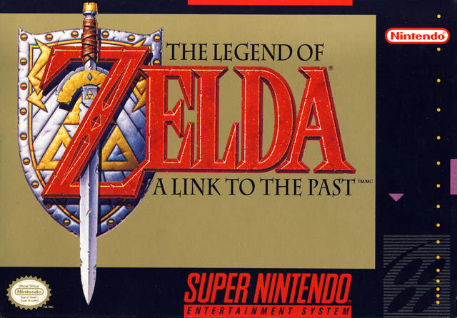 File:The Legend of Zelda - A Link to the Past (North America).png