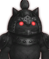 Hyrule Warriors Captains Dark Goron Captain (Dialog Box Portrait)