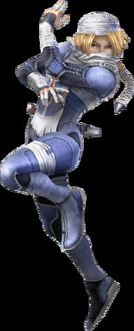 Archivo:Sheik (Super Smash Bros. Brawl).png