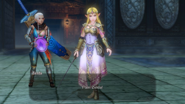 File:Hyrule Warriors The Water Temple I am Zelda! (Cutscene).png