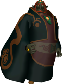 The Wind Waker Figurines Ganondorf (Render)