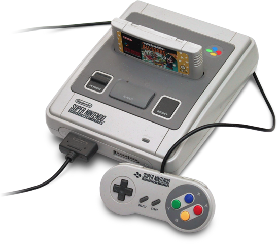 File:Super Nintendo Entertainment System (PAL).png