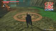 Hyrule Warriors Demon Blade Magic Circle