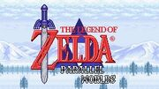 The Legend of Zelda - Parallel Worlds (logo)