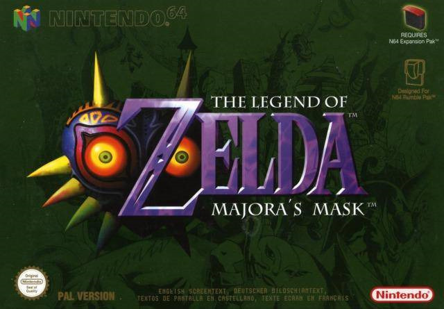 File:The Legend of Zelda - Majora's Mask (PAL).png
