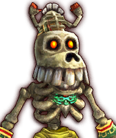 Hyrule Warriors Majora's Mask DLC Captain Keeta (Dialog Box Portrait)