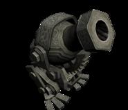 Hyrule Warriors Twili Midna Sky Cannon (Model Render)