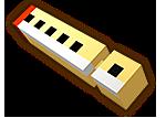 File:Hyrule Warriors Baton 8-Bit Recorder (8-bit Baton).png