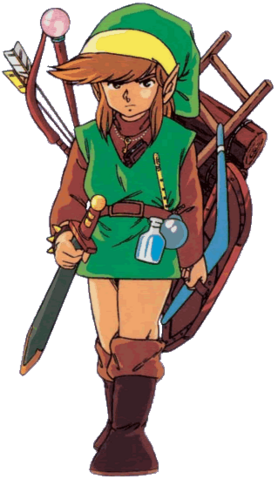File:Items (The Legend of Zelda).png
