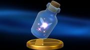 Super Smash Bros. for Wii U Fairy Bottle (Item) Fairy Bottle (Trophy)