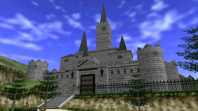 File:Hyrule Castle (Ocarina of Time).png