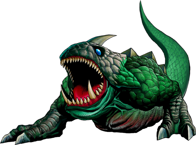 File:Dodongo Artwork (Ocarina of Time and Majora's Mask).png