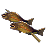 Breath of the Wild Food Dish (Skewers) Fish Skewer (Icon).png