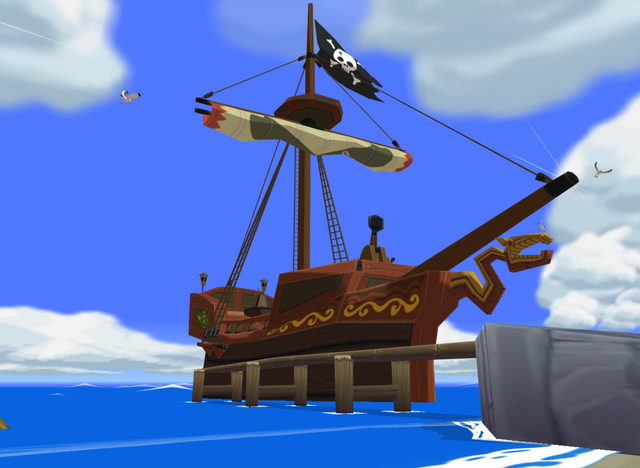 File:Tetra's Pirate Ship (The Wind Waker).png