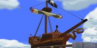 Tetra's Pirate Ship