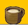 Breath of the Wild Milk (Food Dish) Warm Milk (Icon)