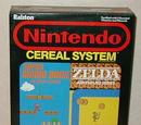 Nintendo Cereal System