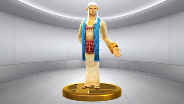 File:Super Smash Bros. for Wii U Owlan (Skyward Sword) Owlan (Trophy).png