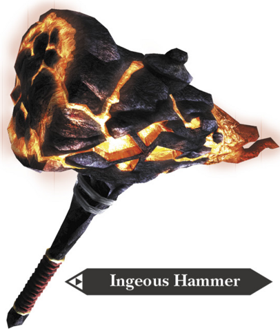 File:Hyrule Warriors Hammer Ingeous Hammer (Render).png