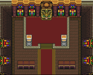 Sanctuary Interior (A Link to the Past)