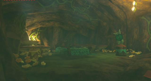 File:Breath of the Wild Korok Forest (Deku Tree's Stomach) Great Deku Tree's Navel (Great Hyrule Forest).png