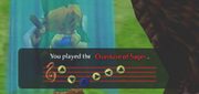 Overture of Sages