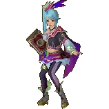 Hyrule Warriors Legends Lana Standard Outfit (Koholint - Wind Fish Recolor)