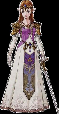 Datei:Princess Zelda Artwork (Twilight Princess).png