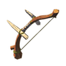 Breath of the Wild Bokoblin Bows Spiked Boko Bow (Icon).png