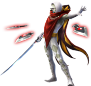 Ghirahim (Hyrule Warriors) 2