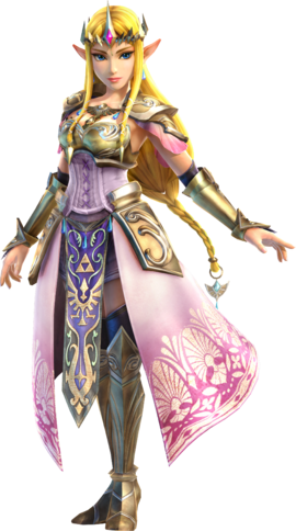 Arquivo:Hyrule Warriors - Zelda Artwork.png